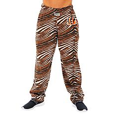 Officially Licensed NFL Men's Zebra Print Pant by Zubaz