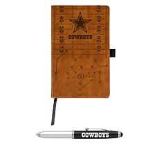 Officially Licensed NFL Notebook & Pen Set