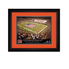 Officially Licensed NFL Personalized Stadium Print