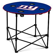 Magnificent Officially Licensed Nfl Portable Outdoor Folding Table Ocoug Best Dining Table And Chair Ideas Images Ocougorg