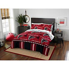 Officially Licensed NFL Queen Bed in a Bag Set - Atlanta Falcons