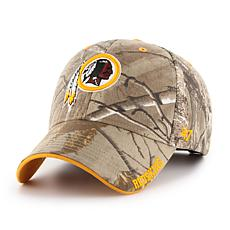 Officially Licensed NFL Realtree Frost MVP Camouflage Cap by '47 Brand