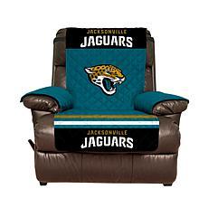 Officially Licensed NFL Recliner Cover - Jacksonville Jaguars