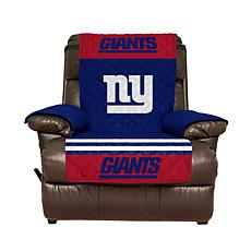 Officially Licensed NFL Recliner Cover - New York Giants
