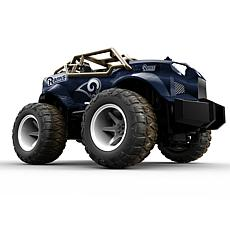 Officially Licensed NFL Remote Control Monster Truck - LA Rams