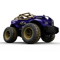 Officially Licensed NFL Remote Control Monster Truck - Ravens