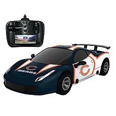 Officially Licensed NFL Remote Control Racer - Chicago Bears