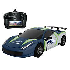 Officially Licensed NFL Remote Control Racer - Seattle Seahawks