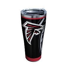 Officially Licensed NFL Rush Stainless Steel Tumbler - Atlanta Falcons