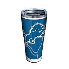 Officially Licensed NFL Rush Stainless Steel Tumbler - Detroit Lions