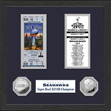 Officially Licensed NFL Seattle Seahawks Super Bowl XLVIII Champion...
