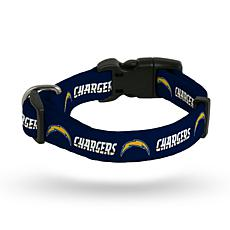 Officially Licensed NFL Small Pet Collar - Chargers