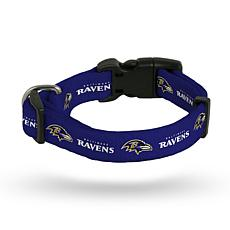 Officially Licensed NFL Small Pet Collar - Ravens