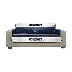 Officially Licensed NFL Sofa Cover - Dallas Cowboys