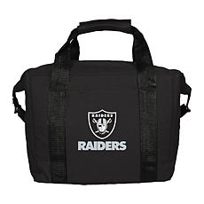 Officially Licensed NFL Soft-Sided Cooler - Raiders
