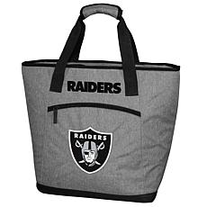 Officially Licensed NFL Soft-Sided Insulated 30-Can Cooler Bag-Raiders