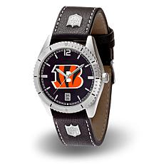 "Officially Licensed NFL Sparo ""Guard"" Strap Watch - Bengals"
