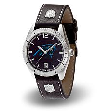 """Officially Licensed NFL Sparo """"Guard"""" Strap Watch - Panthers"""