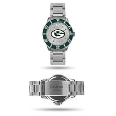 Officially Licensed NFL Sparo Key Personalized Watch - Packers