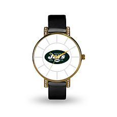 "Officially Licensed NFL Sparo ""Lunar"" Strap Watch - Jets"
