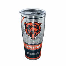 Officially Licensed NFL Stainless Steel Tumbler - Chicago Bears