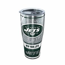 Officially Licensed NFL Stainless Steel Tumbler - New York Jets