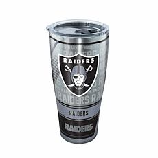 Officially Licensed NFL Stainless Steel Tumbler - Oakland Raiders
