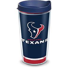 Officially Licensed NFL Touchdown  Tumbler w/ Lid - Houston Texans