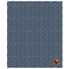 Officially Licensed NFL Two Tone Cable Knit Throw Blanket - Texans