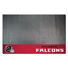 Officially Licensed NFL Vinyl Grill Mat  - Atlanta Falcons