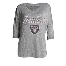 Officially Licensed NFL Women s Layover Lounge Shirt e057b20e8