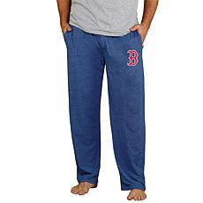 Officially Licensed Quest Men's Knit Pant by Concepts Sport - Red Sox