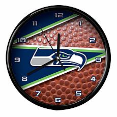 Officially Licensed Seattle Seahawks Team Football Clock