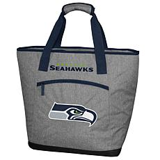 Officially Licensed Soft-Sided Insulated 30-Can Cooler Bag - Seahawks