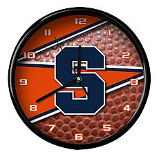 Officially Licensed Syracuse Team Football Clock