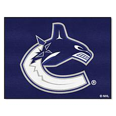 Officially Licensed Vancouver Canucks All-Star Mat