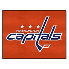 Officially Licensed Washington Capitals All-Star Mat