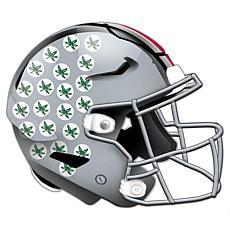 Ohio State University Helmet Cutout