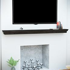 Olivar Fireplace Mantel Shelf