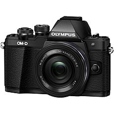 Olympus E-M10 Mark II 16.1MP Wi-Fi  Camera - Black