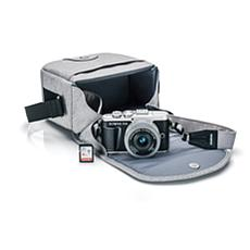 Olympus PEN E-PL9 Digital Camera with 14-42mm Lens