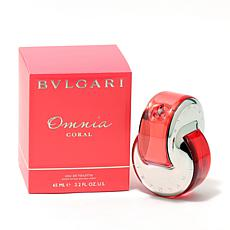 Omnia Coral Ladies By Bvlgari 2.2 oz. Eau De Toilette Spray