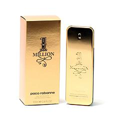 One Million Men By Paco Rabanne 3.4 oz. Eau De Toilette Spray