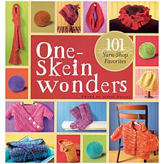 """One-Skein Wonders: 101 Yarn-Shop Favorites"" Book"