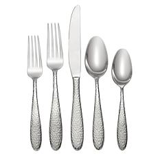 Oneida Reyna 45-Piece Everyday Flatware Set, Service for 8