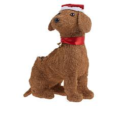 Our Smart Solutions Holiday Dog Coco Planter