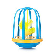OurPets Bird in a Cage Electronic Action Cat Toy®
