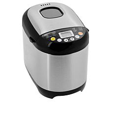 Ovente 2 lb. Bread Maker with 19 Presets