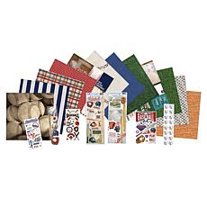 Paper House Baseball Paper Crafting Bundle