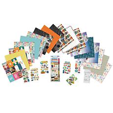 Paper House World Travel Paper Crafting Bundle
